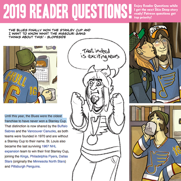 August 2019 – Page 2 – Skin Deep